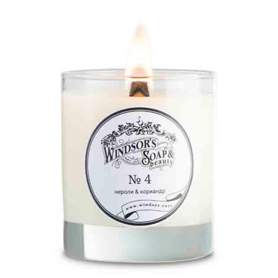 Ароматическая свеча №4