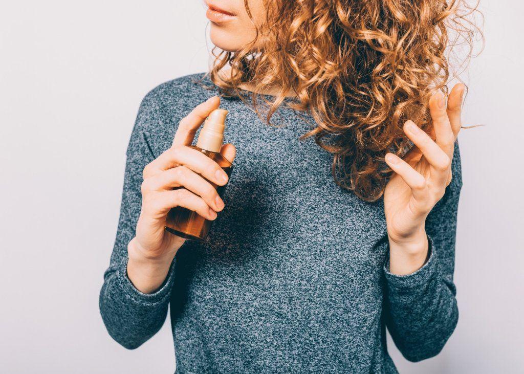 Маска для волос с маслом кокоса