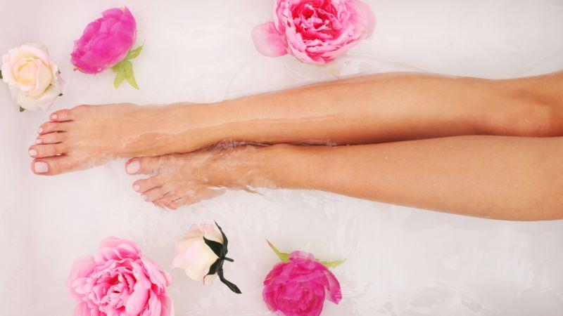 Ванночки для ног Epsom
