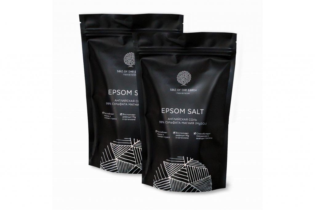 эпсомская соль 5 кг